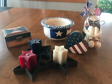 New listing Patriotic Shelf Sitters