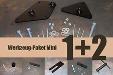 Werkzeug Paket Mini für Simson: Trennvorrichtung im Set + 2 Spezialwerkzeuge