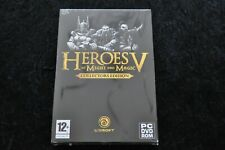 Heroes of Might and Magic Collectors Edition 5 PC New Sealed