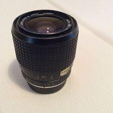 Hoya 38-70 mm F3.5 Pentax K fit Zoom Lens-con difetto