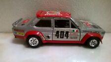BBURAGO BURAGO FIAT 131 RALLY 1/24 1:24 AUTOMODELLO VINTAGE ORIGINALE