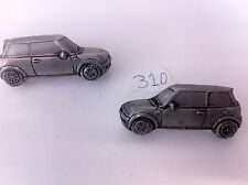 MINI COOPER 3D Gemelli Classic AUTO PELTRO effetto GEMELLI ref310