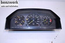 Mercedes W124 230E Kombiinstrument Cockpit Tacho 1245408911 1245429166