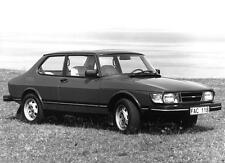 Photo.  1983 SAAB 99 GL Advertisement Press Photo