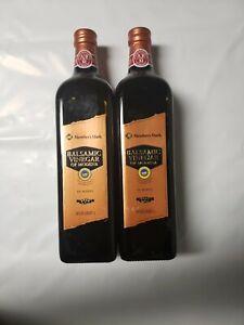4-Pack - Bottle Members Mark Balsamic Vinegar of Modena 34 oz Best by 05/10/2020