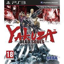 PS3 Yakuza Dead Souls - USATO