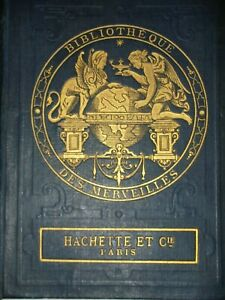 MOITESSIER La Lumière bibliotheque des merveilles 1876