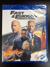 Fast & Furious: Hobbs & Shaw - Blu Ray -  UK Stock New & Sealed