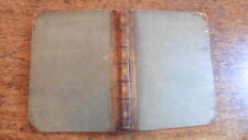 JOHN ARMSTRONG - THE ART OF PRESERVING HEALTH 1745 QUARTO 1ST ED IMPORTANT POEM