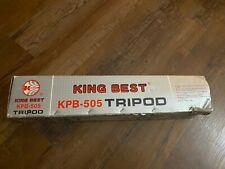 King Best KPB-505Tripod Never Used
