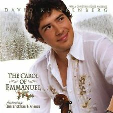 Carol of Emmanuel [Audio CD] Klinkenberg, David