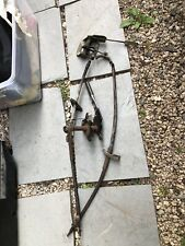 Datsun 280z Emergency Brake Handle And Cable