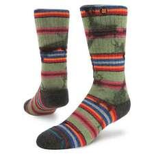 STANCE Palisade Outdoor Wool Hiking Socks Men's sz M Medium (6-8.5)