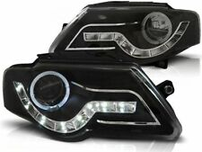 VW PASSAT B6 3C 2005-2007 2008 2009 2010 HEADLIGHTS LPVWF7 DAYLIGHT