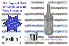 Braun 3210 Food Processor Disc Support Part BR67000546 7000546 NEW - GENUINE