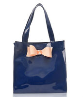 Ladies Designer Bow Tote Shopper ** hand Bag**