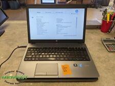 (Lot of 2) HP ProBook 450 G1 i3-4000M 2.4GHz 8GB
