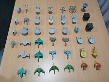 Star Trek Micro Machines - 40 individual ships available! All with stands!