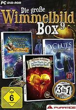 Die große Wimmelbild-Box 9 (PC, 2014, Jewelcase)
