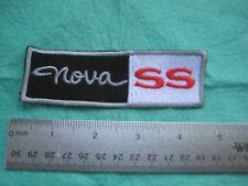 Chevrolet Nova SS Uniform Hat Patch