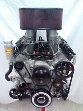 E370- 725 HP LS3 EFI HILBORN INJECTION DRY SUMP COMPLETE ENGINE