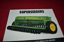 John Deere End Wheel Drills, Press Drills & Seeders Dealer's Brochure Gdsd4