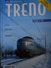 Tutto Treno 214 - Inserto Automotrici ALn 773 - Poster D 341