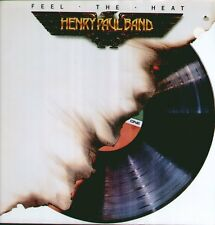 "HENRY PAUL BAND (THE OUTLAWS) "" FEEL THE HEAT "" LP NUOVO ATLANTIC WARNER 1980"