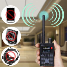 Anti-Spy Amplification Signal Detector Rf Spy Bug Camera Gps Tracker Finder