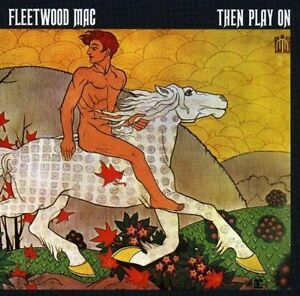 *NEW* CD Album Fleetwood Mac - Then Play On  (Mini LP Style Card Case)