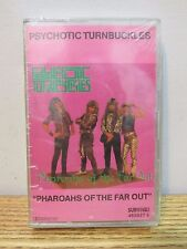 PSYCHOTIC TURNBUCKLES PHAROAHS OF THIS FAR OUT AUDIO CASSETTE TAPE