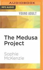 The Medusa Project : Double Cross by Sophie McKenzie (2016, MP3 CD, Unabridged)