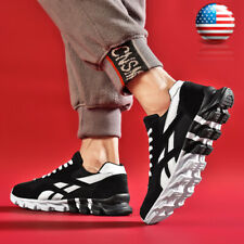 New listing Men's Casual Running Sneaker Outdoor Athletic Tennis Blade Sole Gym Sports Shoes