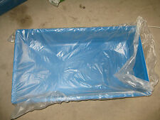 Replacement Blue Rabbit Cage Base Tray 100cm x 54cm NEW