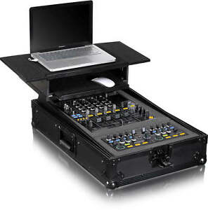 Zomo Flightcase P-MC Plus NSE Pioneer DJM-800 850 750 Koffer Case + Laptopablage