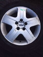 FORD FOCUS 5 SPOKE STEEL WHEEL & FREE TYRE 205/55ZR16 5 STUD & FREE WHEEL TRIM