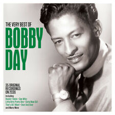 BOBBY DAY - THE VERY BEST OF - 2 CDS - NEW!!