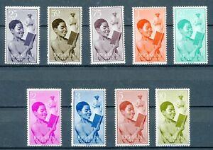 RIO MUNI (SPANISH GUINEA) 1960. FULL SET. MNH**