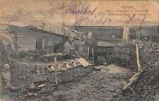 Gorlice Poland Military Trench with Garden Vintage Postcard JI657193