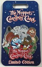 2019 Disney Parks The Muppet Christmas Carol Limited Edition Le 5000 Disney Pin