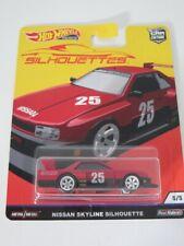Hot Wheels 1:64 Silhouettes - Nissan Skyline Silhouette Brand new