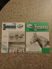 2 Vintage The Horseman And Fair World Magazines.March 6,1963.March 20, 1963