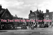 BU 141 - Market Street, Winslow, Buckinghamshire - 6x4 Photo
