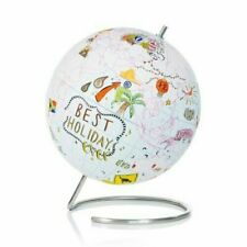 🌍 Large Globe Journal Suck Uk Cultural Gifts.