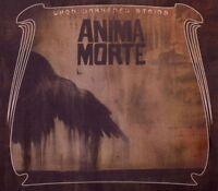 ANIMA MORTE - UPON DARKENED STAINS [CD]