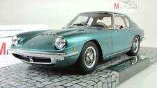 Scale model car 1:18  Maserati Mistral Coupe 1963-1970