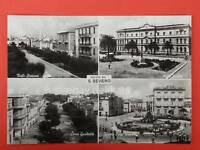 Saluti da SAN SEVERO Vedutine Foggia vedutine vecchia cartolina