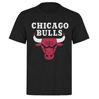 CHICAGO BULLS NBA BASKETBALL TEAM LOGO CLASSIC TEAM SPORTS UNISEX T SHIRT