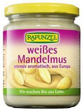 (3,20 EUR/100 g) Rapunzel weißes Mandelmus Europa vegan bio 250 g