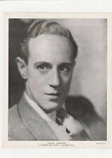 "Leslie Howard 1930's Vintage Movie Still ""Romeo and Juliet"" MGM 8x10"